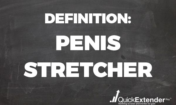 penis stretching work