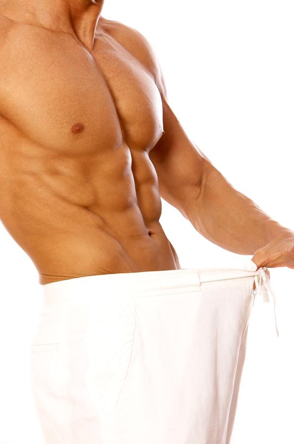 Lose weight longer penis