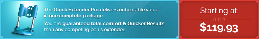 Quick Extender Pro Guarantees You Total Value and Results