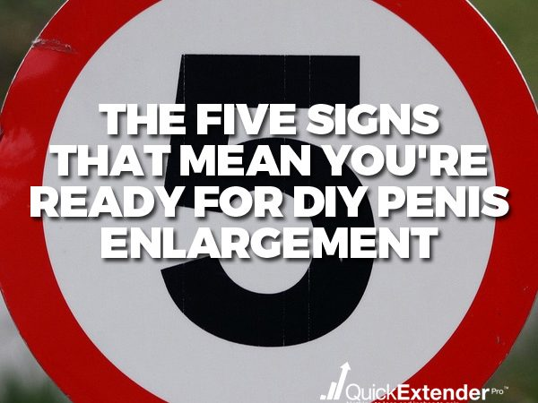 DIY Penis Enlargement