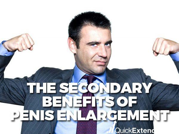 Benefits of Penis enlargement