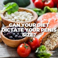 Can Your Diet Dictate Your Penis Size?