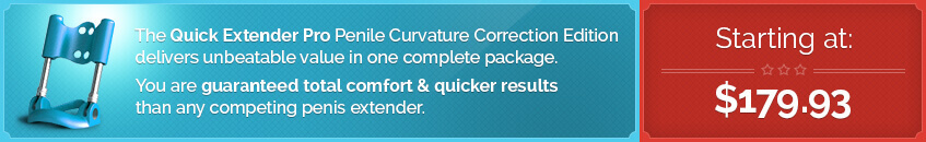 Correct your Penile Curvature