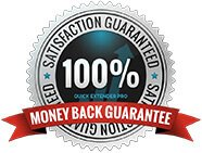 Learn about the Quick Extender Pro Guarantee