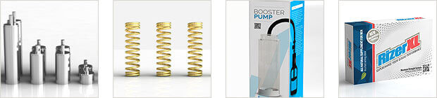 Spare Parts & Upgrade Kit